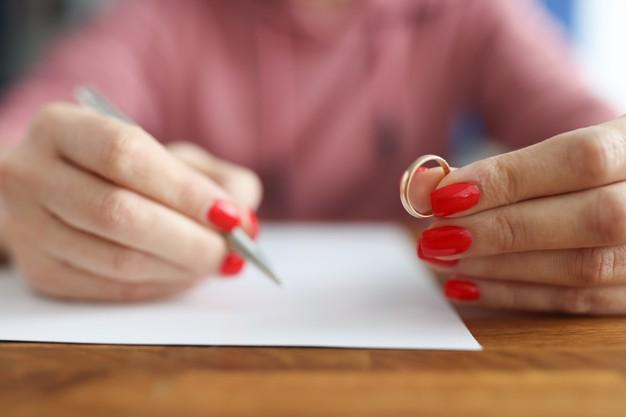 Les solides raisons de divorcer